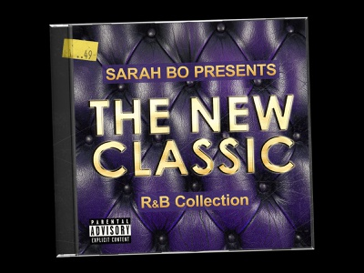 The New Classic product packaging adobe cd cover cd old school black album art music album cover artwork graphic concept visual design creative