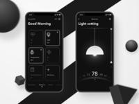 Smart Home UI