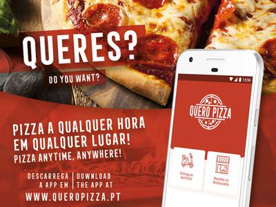 Quero Pizza App