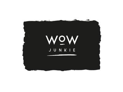 Wow Junkie - visual identity