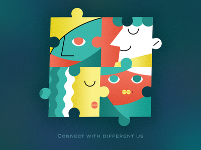 Connect with different us
