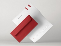 Conceptual Stationery: Ben Lowy