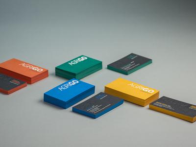 Agrigo Conseils Business Cards