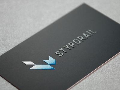 Styrorail Business Card