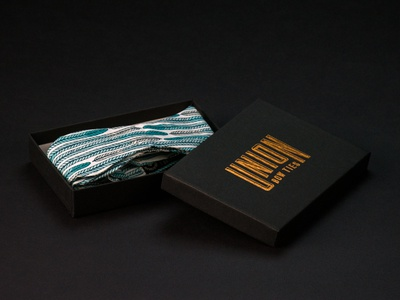 Union Bow Ties Black Box