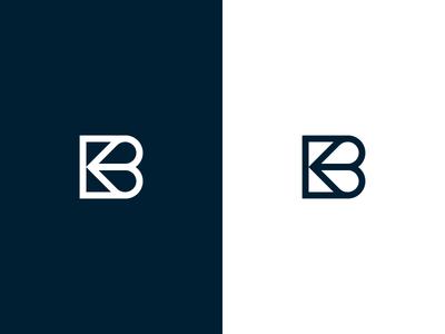 BK Logo icon monogram logo k b