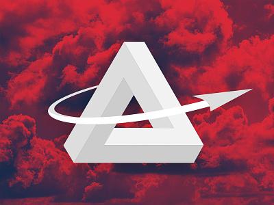 National Flight Academy Logo logo branding illustrator aviation white national flight academy nfa