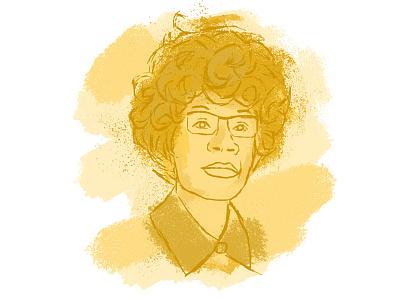 Legends Only history women brushes illustration