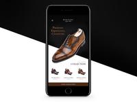 Mobile homepage study