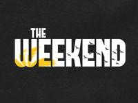 The weekend is nigh
