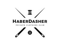 HaberDasher Brand Identity