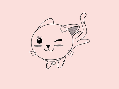School of bento kitty
