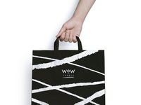 Wow Junkie Branding Bag