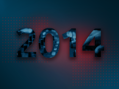 Playlist cover for 2014