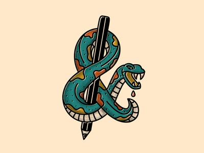 Ampersnake