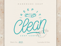 Keep It Clean Soap Co.