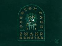 Swamp Monster pt. 2