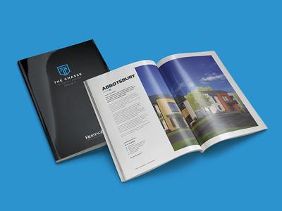 Property Marketing Brochure print design property marketing brochure design