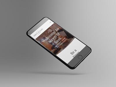 Luxury Hair Salon Website design wordpress design website design responsive website responsive wordpress web design