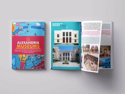 Alexandria Museum guide book
