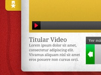 Dr Oooh microsite video player