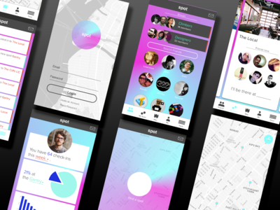 Spot App UI