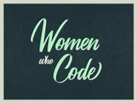 Women Who Code - Concept Art