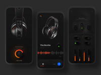 Headphone controller app