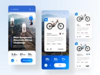 Mountain Bike Rental App