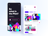 Events app v1