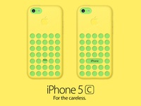iPhone 5c - For the careless.