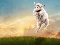 Sheep Cheering