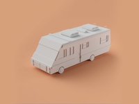 Extruded vector BB truck