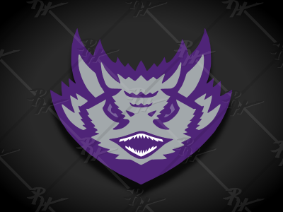 TCU Horned Frogs Concept tomlinson lt forth worth texas dallas horned lizard frog logo college ncaa football mascot athletics sports