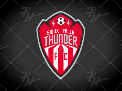 Sioux Falls Thunder FC Concept #2