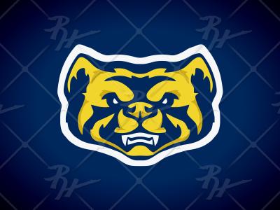 wolverine logo by ross hettinger dribbble