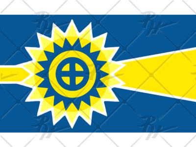 South Dakota State Flag Concept