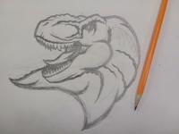 Rexy Sketch