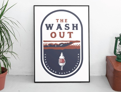 Wash Out Poster