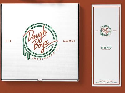 Doughboyz Pizza Truck