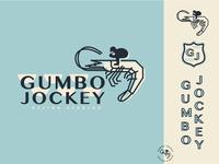 Gumbo Jockey branding
