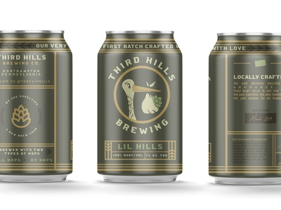 Third Hills Brewery Can