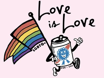 Love is Love PBR