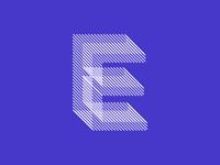 36 Days of Type 2017. E