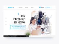 ROBOTO Landing