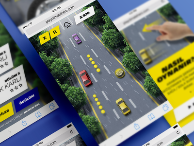 Michelin Climate Hero michelin racing car game mobile