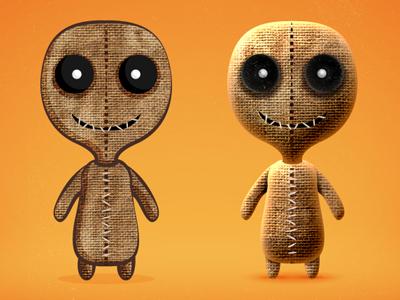 Voodoo Doll voodoo doll illustration character