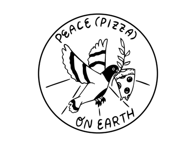 Peace (Pizza) On Earth, 2018