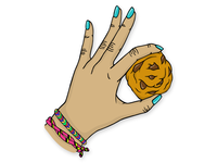 Cookie Hand