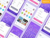 Flight App Freebie